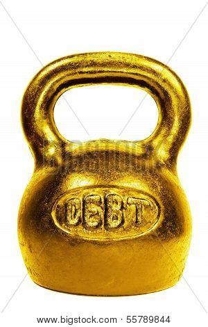 Golden 16 Kg Kettle Bel