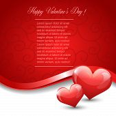 stock photo of valentine card  - Valentine - JPG