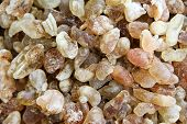 stock photo of raw materials  - Frankincense  - JPG