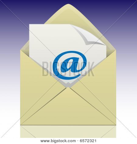 Letter-Message-Email