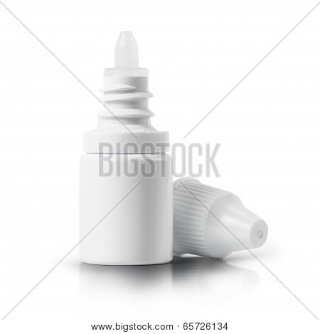Dropper Bottle Of Drug