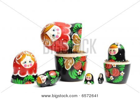 Dark Matreshka Doll