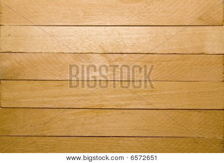Wooden Coverage From Boards