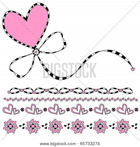 Romantic Heart Collection