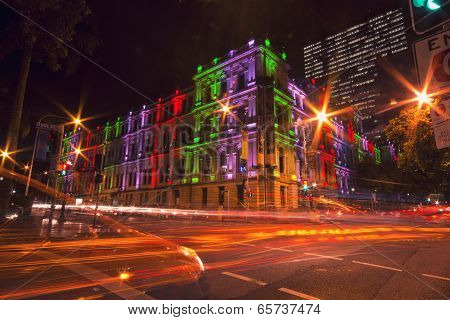 BRISBANE, AUSTRALIA - MAY 24 2014