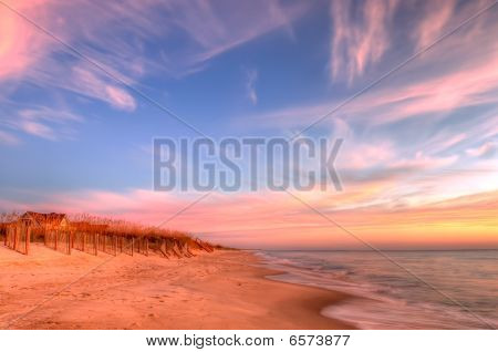 Sunrise on the Atlantic Coast