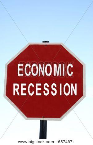 Recessão económica