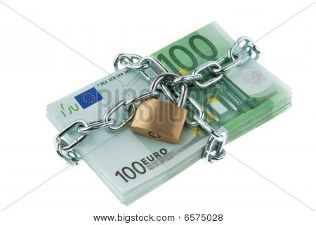 Locked European Currency