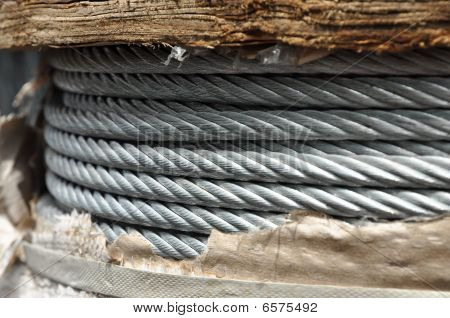 Cable Steel Line Keep
