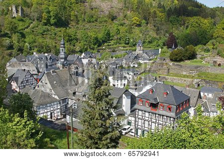 Monschau, Eifel, Germany