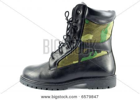 Military Combat Boot