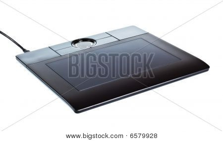Black Drawing Tablet