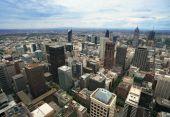 Melboune Australia Cityscape
