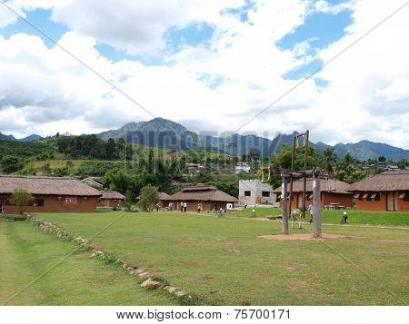 Baan Santichon, Yunnan Cultural Village.