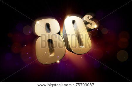 golden 80s