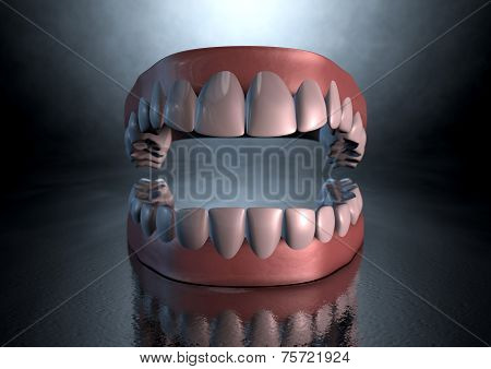 Creepy Teeth