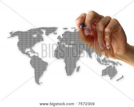 Hand Drawing World
