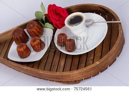 Cake Canneles