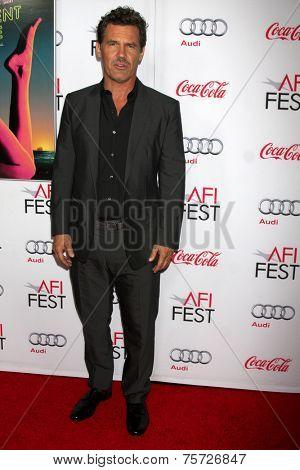 LOS ANGELES - NOV 8:  Josh Brolin at the