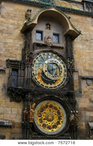 Astrological Clock Prague