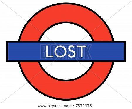 Lost On The Underground