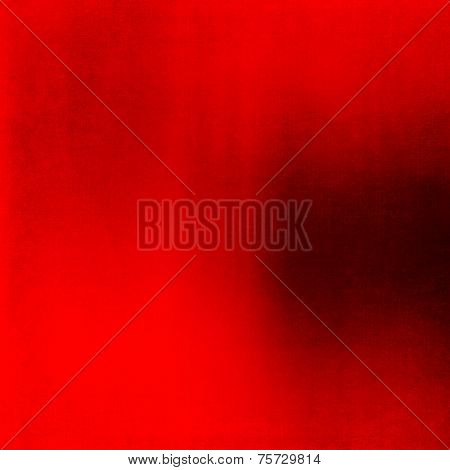 Red Textured Abstract Soft Background