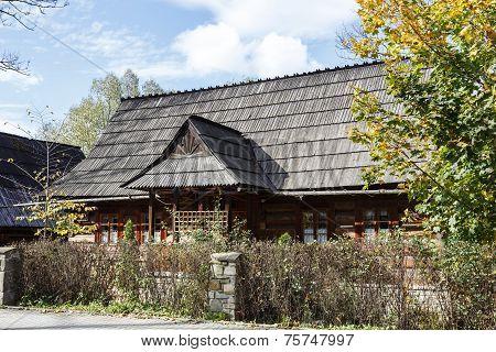 The Traditional Bicameral House, Zakopane