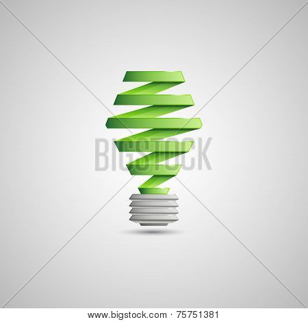 Light Bulb Illustration