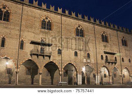 Ducale Palace, Mantova, Lombardy, Italy