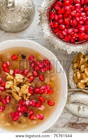 Turkish Dessert Ashura