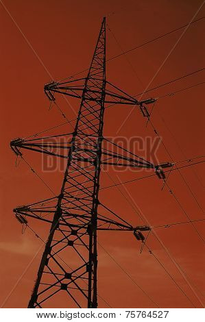 Voltage Power Pylon