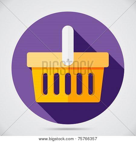 Vector Shopping Cart Icon