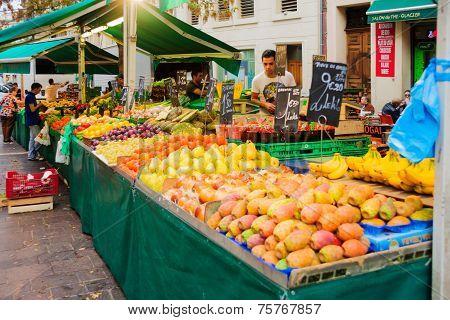 Capucins Food Market