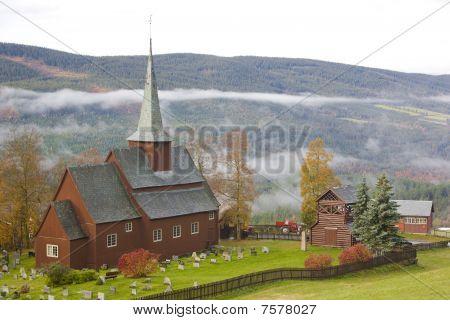 Hegge Stavkirke Norway