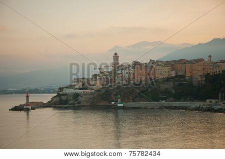 Bastia Sunset