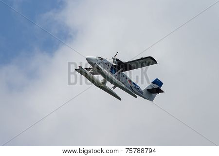 Seabird Airlines Seaplane