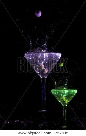 Colour Martini