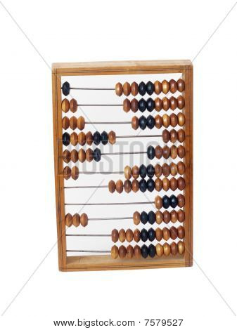 Ancient Accounting Abacus