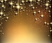 picture of xmas star  - Christmas abstract texture background - JPG