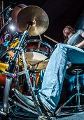 picture of drum-set  - Drummer  - JPG