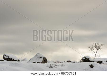 Snow Norway Mountain