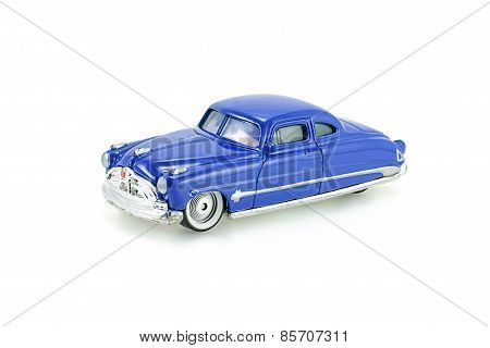 Doc Hudson Toy Car A Protagonist Of The Disney Pixar Feature Film Cars.