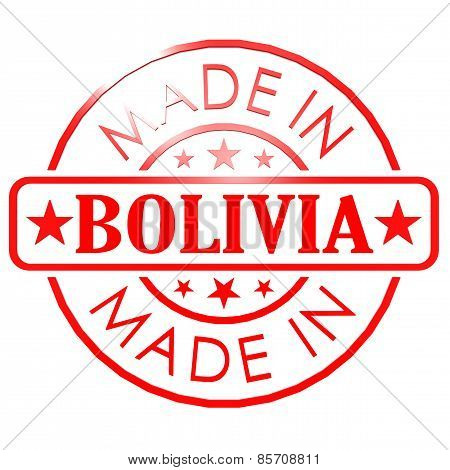 Made In Bolivia Red Seal