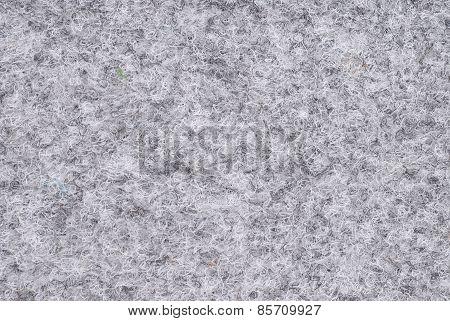 Gray Woolen Texture
