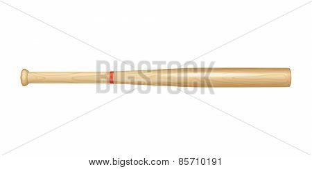 Wooden Baseball Bat