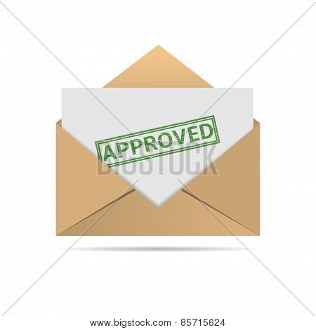 Approved letter