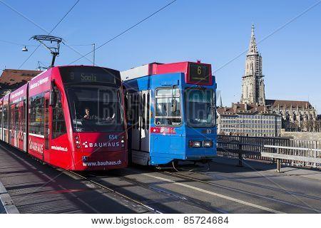 Bern Tramway