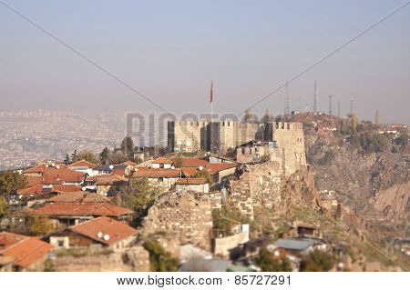 Fortress Of Ankara