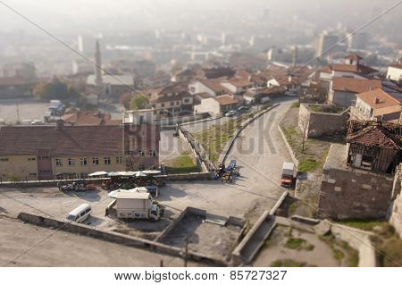 Old Town Of Ankara