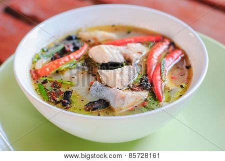 Soup With Fish